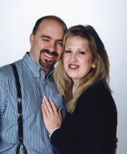 Tracy & Jeff 1998