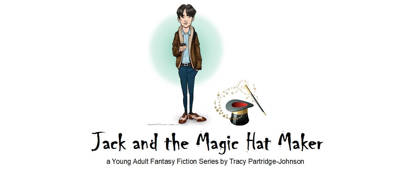 Jack and the Magic Hat Maker - cover 2019