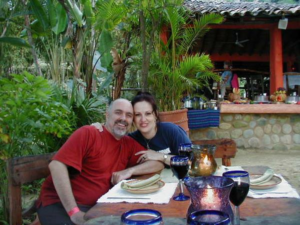 Jeff and Tracy - Mexico Cruise