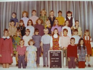 Mrs.-Bagleys-4th-Grade-Class-1971-72