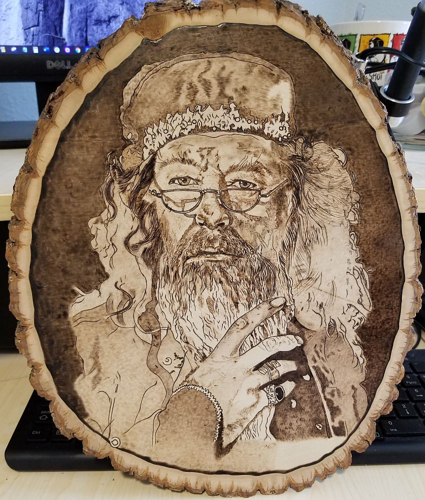 Update - Dumbledore - May 26, 2020