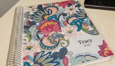 Tracy's 2020 Planner