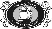 Brown Paper Coffee Company logo