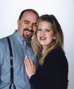Tracy & Jeff - 1998