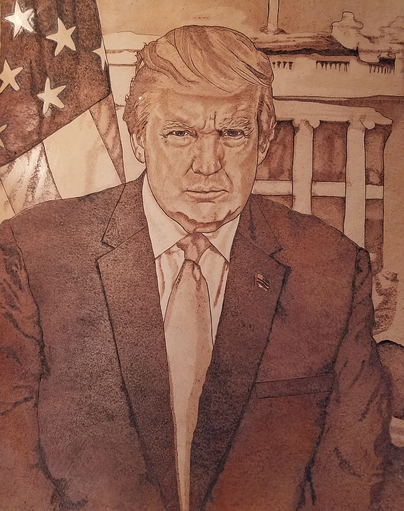 Donald Trump - A Presidential Portrait