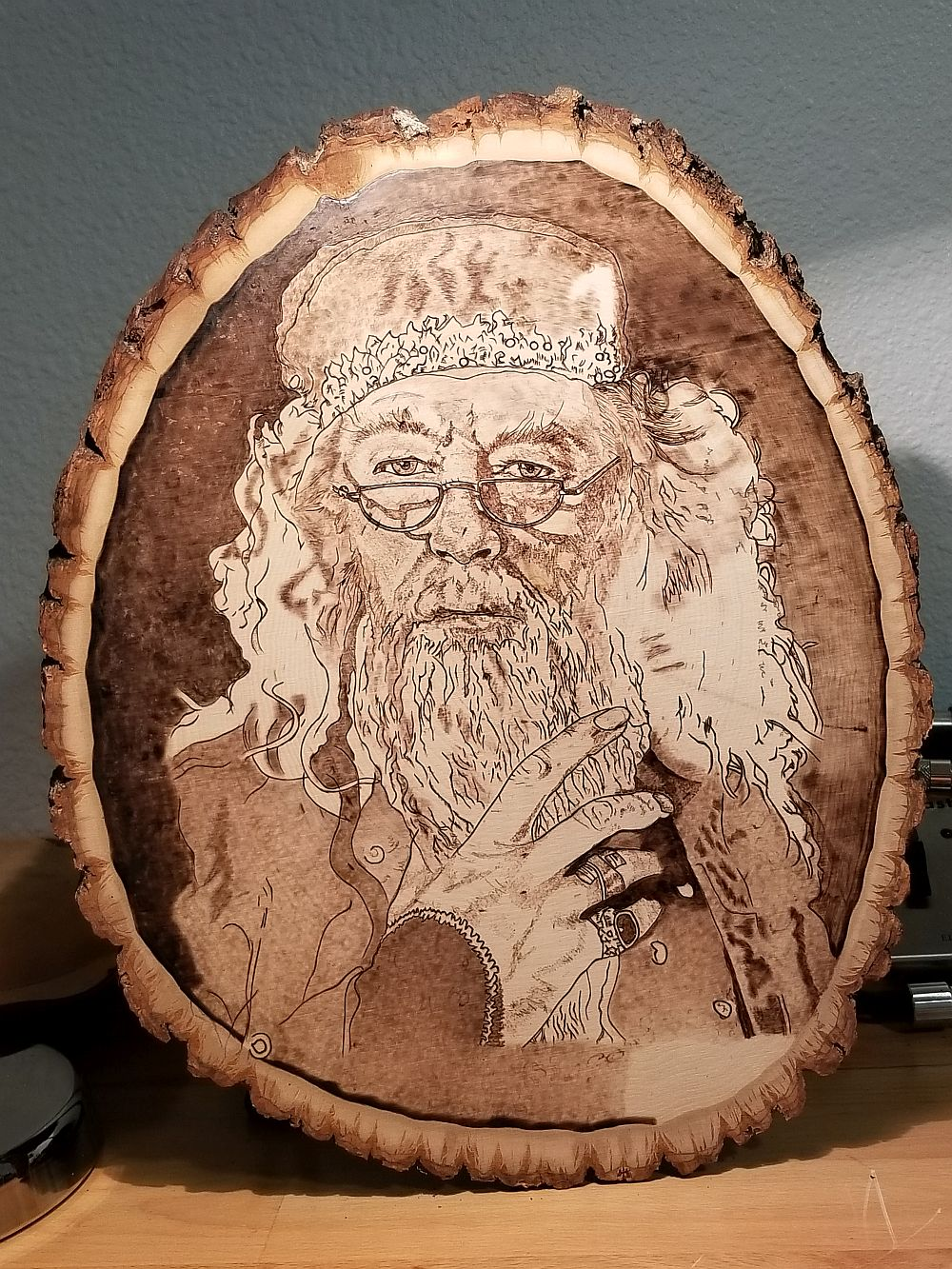 Dumbledore - Progress