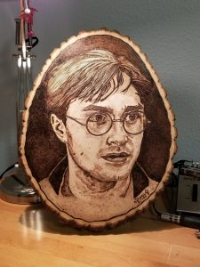 Harry Potter - Almost Done