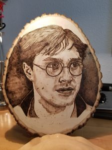 Harry Potter - Getting There