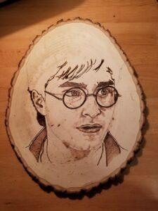 Harry Potter - Work In Progress