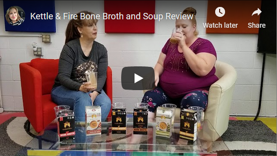 Kettle and Fire Bone Broth and Soup Review