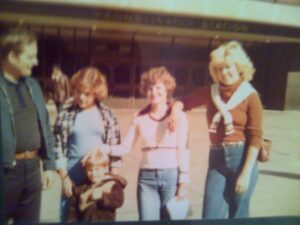 Partridge Family in NYC - about age 15