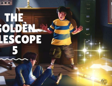 The Golden Telescope 5