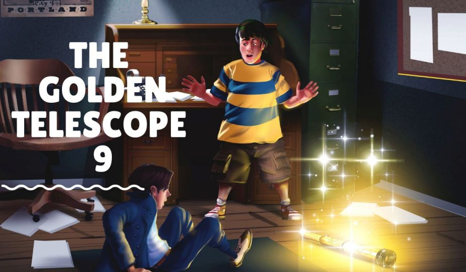 The Golden Telescope 9
