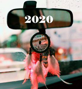 2020 Rear View Mirror