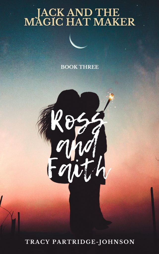 Ross and Faith - Temporary Book Cover